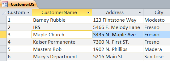 How to Open Linked Form using Macro: MS Access