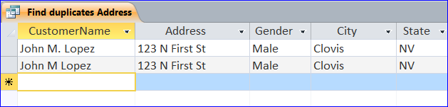 duplicate-address