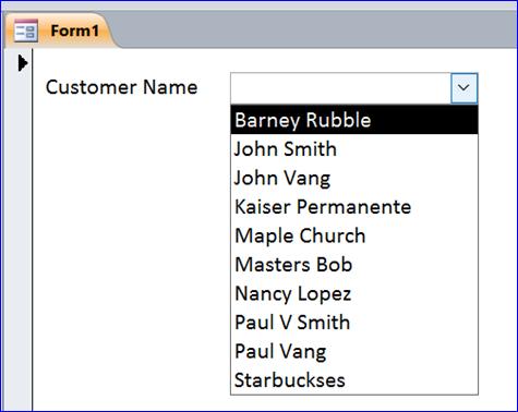 How to Display a Default Text on Combobox - iAccessWorld com