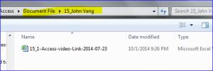 delete from folder