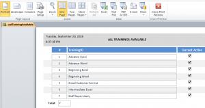 training-catalog