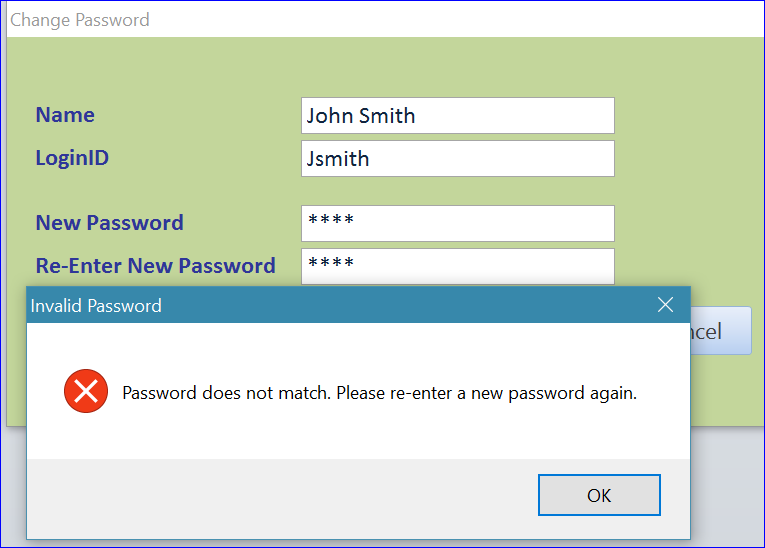 Unlock or Reset Password with Security Code - iAccessWorld com